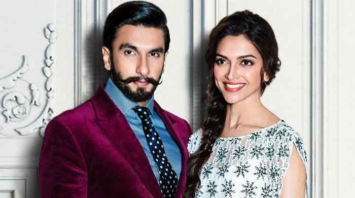 Deepika Padukone wishes Ranveer Singh on birthday