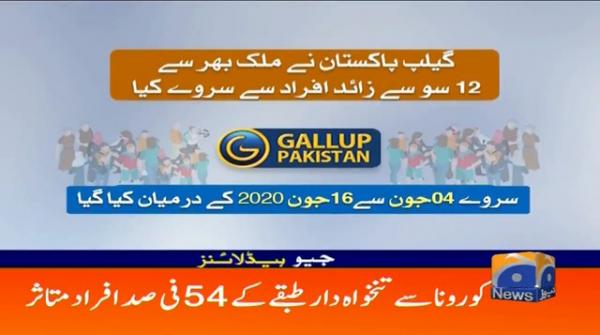 Geo Headlines 11 AM | 6th july 2020