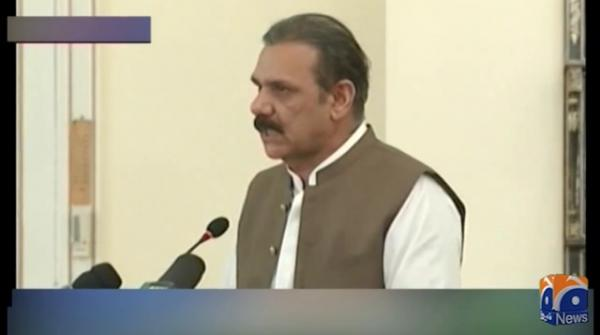 1800MW energy to be produced through two hydel power projects: Asim Bajwa