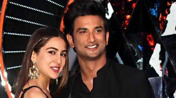 Sara Ali Khan shows support to Sushant Singh Rajput's last offering 'Dil Bechara'