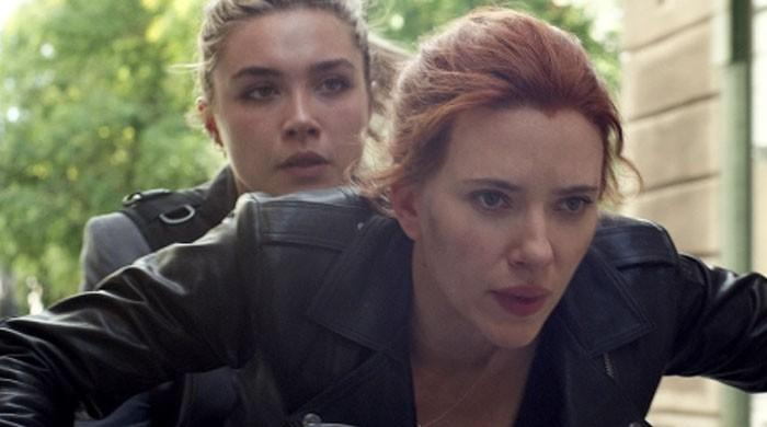 'Black Widow': Scarlett Johansson to 'hand the baton' to Florence Pugh