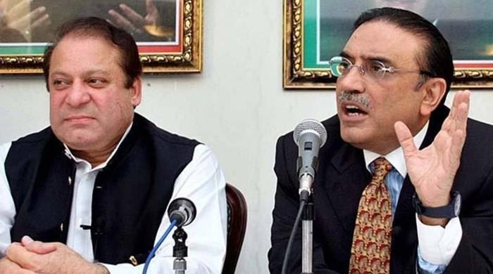 Toshakhana: Nawaz given last chance to respond, Zardari's bailable warrants sent to NAB