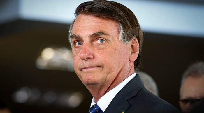 Brazil President Bolsonaro contracts COVID-19
