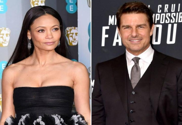 Thandie Newton details nightmare experience of shooting with dominant Tom Cruise - Geo News