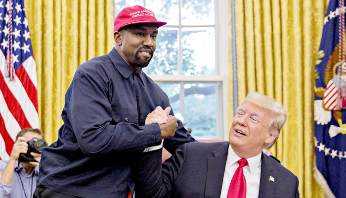 Kanye West talks Trump, presidential bid, having covid-19 in Forbes interview