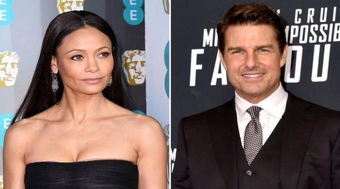 Thandie Newton details 'nightmare' experience of shooting with 'dominant' Tom Cruise