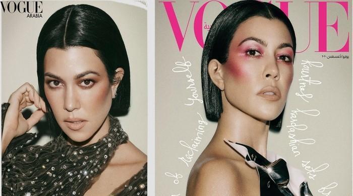 Kourtney Kardashian reveals why she quit KUWTK in 'Vogue Arabia's new edition
