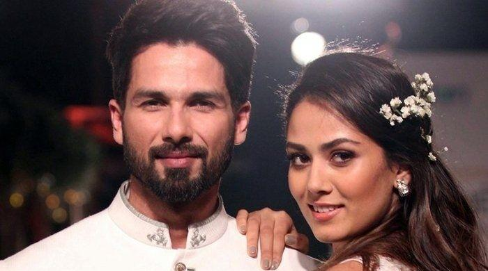 Shahid Kapoor showers love on Mira Rajput, pens emotional note on fifth wedding anniversary