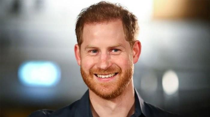 Prince Harry lauds young people working for the erasure of HIV/AIDS stigma