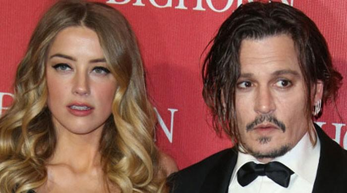 Johnny Depp says Amber Heard had 'an agenda' in marrying him
