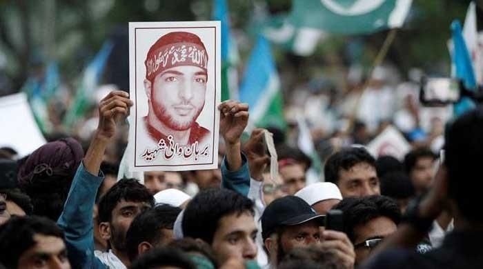 Kashmiri freedom fighter Burhan Wani remembered on fourth anniversary of martyrdom