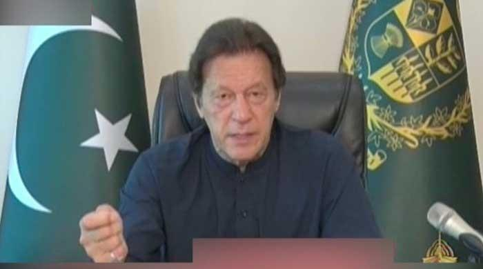 PM Imran calls for global joint strategy to 'soften the impact' on labourers worldwide