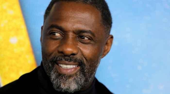 Idris Elba reveals film version of 'Luther' is happening
