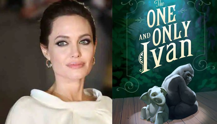 Angelina Jolie starrer The One and Only Ivans trailer released - Geo News