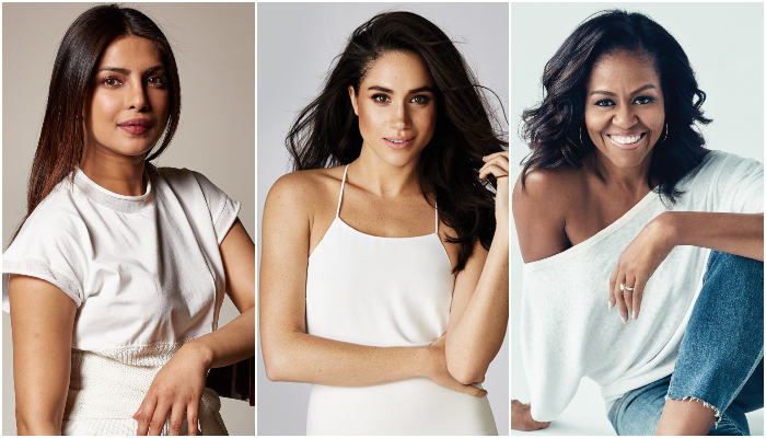 Priyanka Chopra to share panel with Meghan Markle, Michelle Obama ...