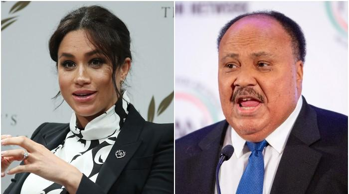 Martin Luther King III blasts the royals for treating Meghan Markle 'unfairly'