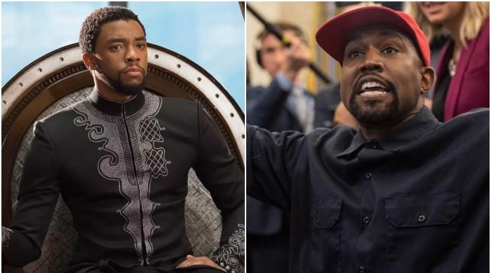 Kanye West aiming to run the White House like Wakanda from Marvel's 'Black Panther'