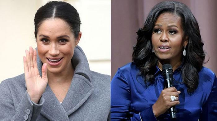 Meghan Markle teams up with Michelle Obama for Gender Equality Summit