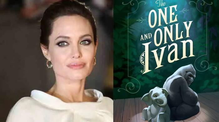Angelina Jolie starrer The One and Only Ivan's trailer released