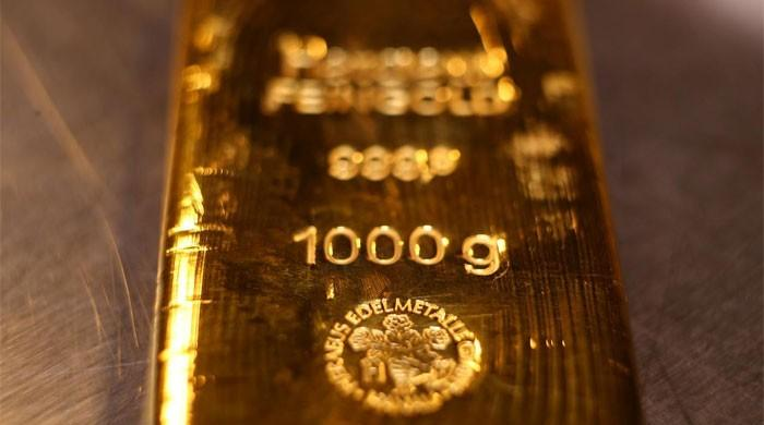 Gold prices rise to all-time high of Rs109,100 a tola in Pakistan