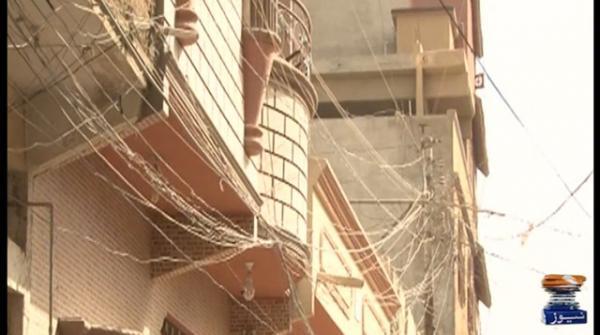 اورنگی ٹاون اوربہادرآباد میں کے الیکٹرک نے کیبل آپریٹرزکی فائبرآپٹک کاٹ دی