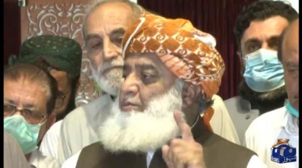 جے یو آئی سندھ کے زیراہتمام کراچی میں کل جماعتی کانفرنس کا انعقاد