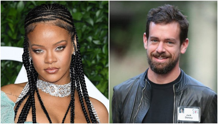 Rihanna teams up with Twitter CEO Jack Dorsey to provide aid to Barbados - Geo News