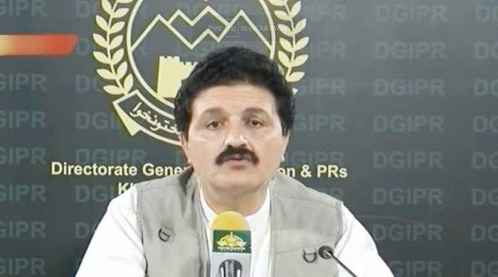 Ajmal Wazir removed as KP CM's information adviser after 'leaked audio clip' surfaces