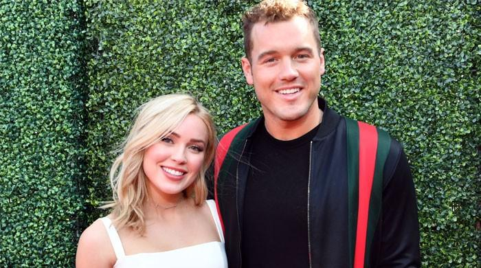 Cassie Randolph claims Colton Underwood aims to monetize off their split