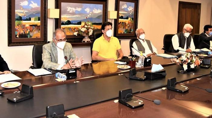 PM Imran stresses 'out-of-the-box solutions' for post-virus economic recovery