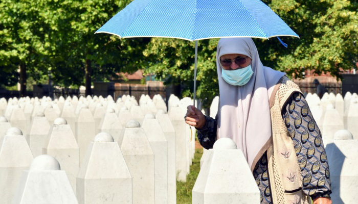 Croatian PM Says Victims of Srebrenica Genocide Must Never Be Forgotten