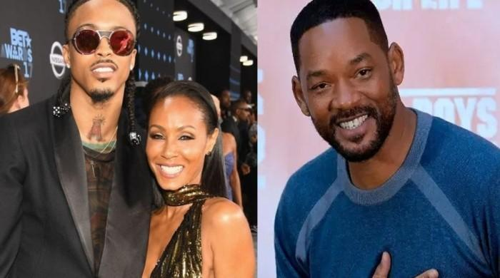 August Alsina breaks silence after Jada Pinkett Smith confirms duo's affair