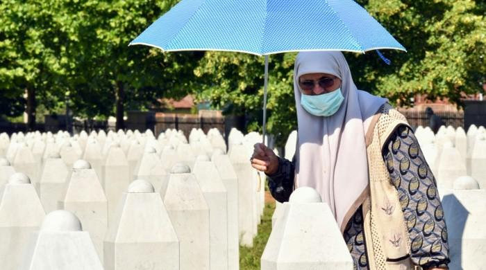 'Remembering Srebrenica Memorial Day': World leaders unite at UK event