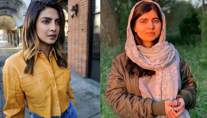 Priyanka Chopra wishes 'beautiful soul Malala Yousafzai on her 23rd birthday