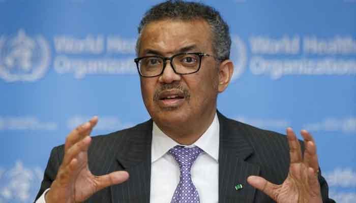 World Health Organization says coronavirus crisis will get