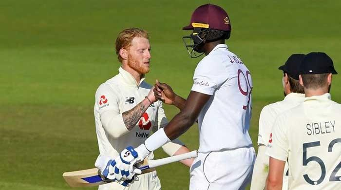 Jermaine Blackwood stars as Windies beat England by four wickets