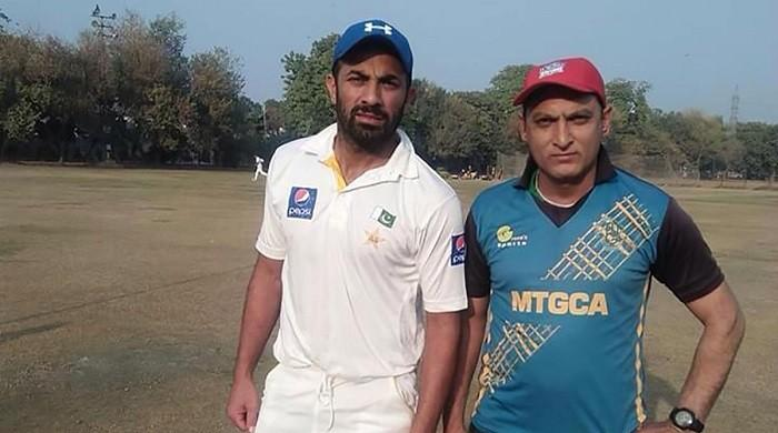 Wahab Riaz's academy coach now drives taxi to survive coronavirus crisis