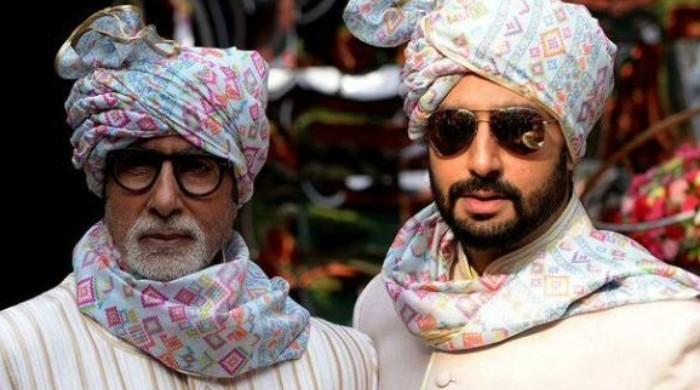 Amitabh, Abhishek Bachchan getting supportive therapy to combat COVID-19