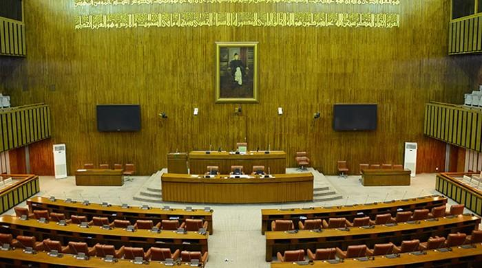 Senate rejects motion to amend NFC Award