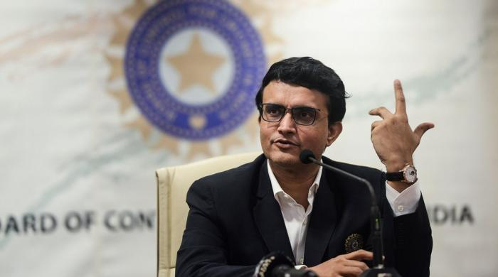 I'm young and in no hurry to become ICC chairman: Sourav Ganguly