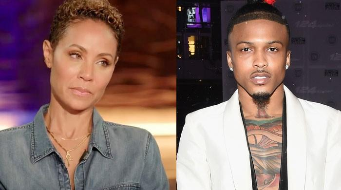 August Alsina reacts to Jada Pinkett Smith interview with Will Smith