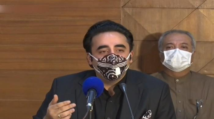 Bilawal says PM Imran a 'danger' to democracy, nation