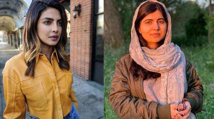 Priyanka Chopra sends love to Malala Yousafzai on her birthday
