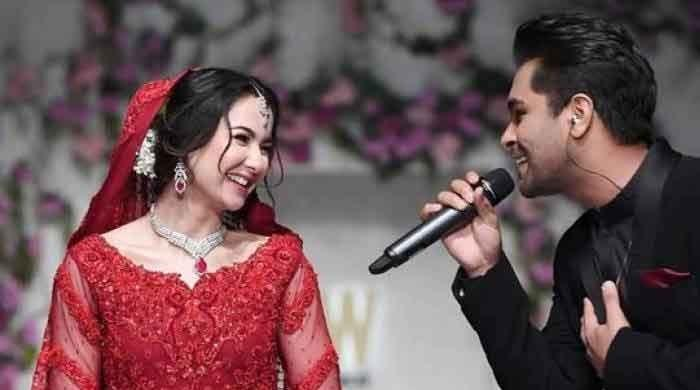 Hania Amir says she's not dating Asim Azhar