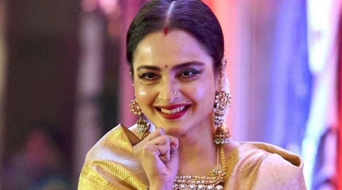 Two more of Rekha's house staffers contract COVID-19, actress in quarantine