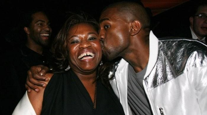 Kanye West releases song 'DONDA' in honor of late mother