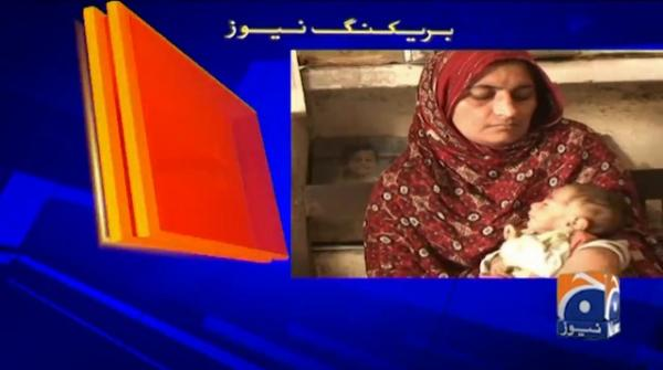 Child affected by polio passes away in Lahore
