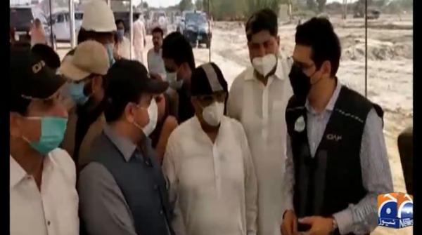 CM Punjab visits Multan