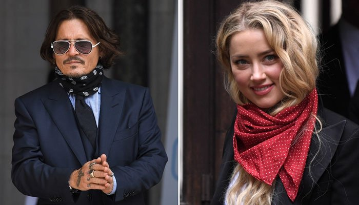 Johnny Depp and Amber Heard: Couple rowed 'like schoolchildren', says ex-employee