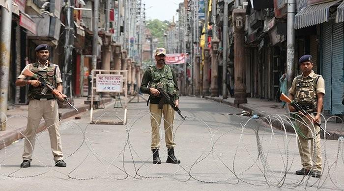 What are the implications of India's latest moves in occupied Kashmir?